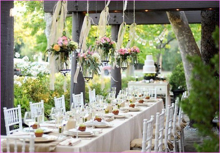 Декор свадьбы шебби шик